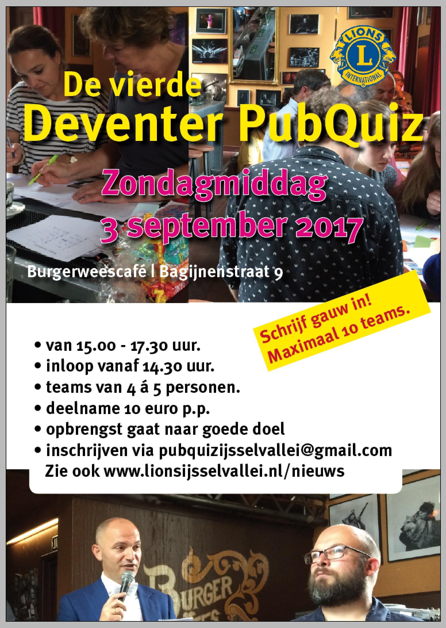 Lionsclub Deventer IJsselvallei